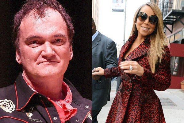 March 27: Happy Birthday Quentin Tarantino and MariahCarey
