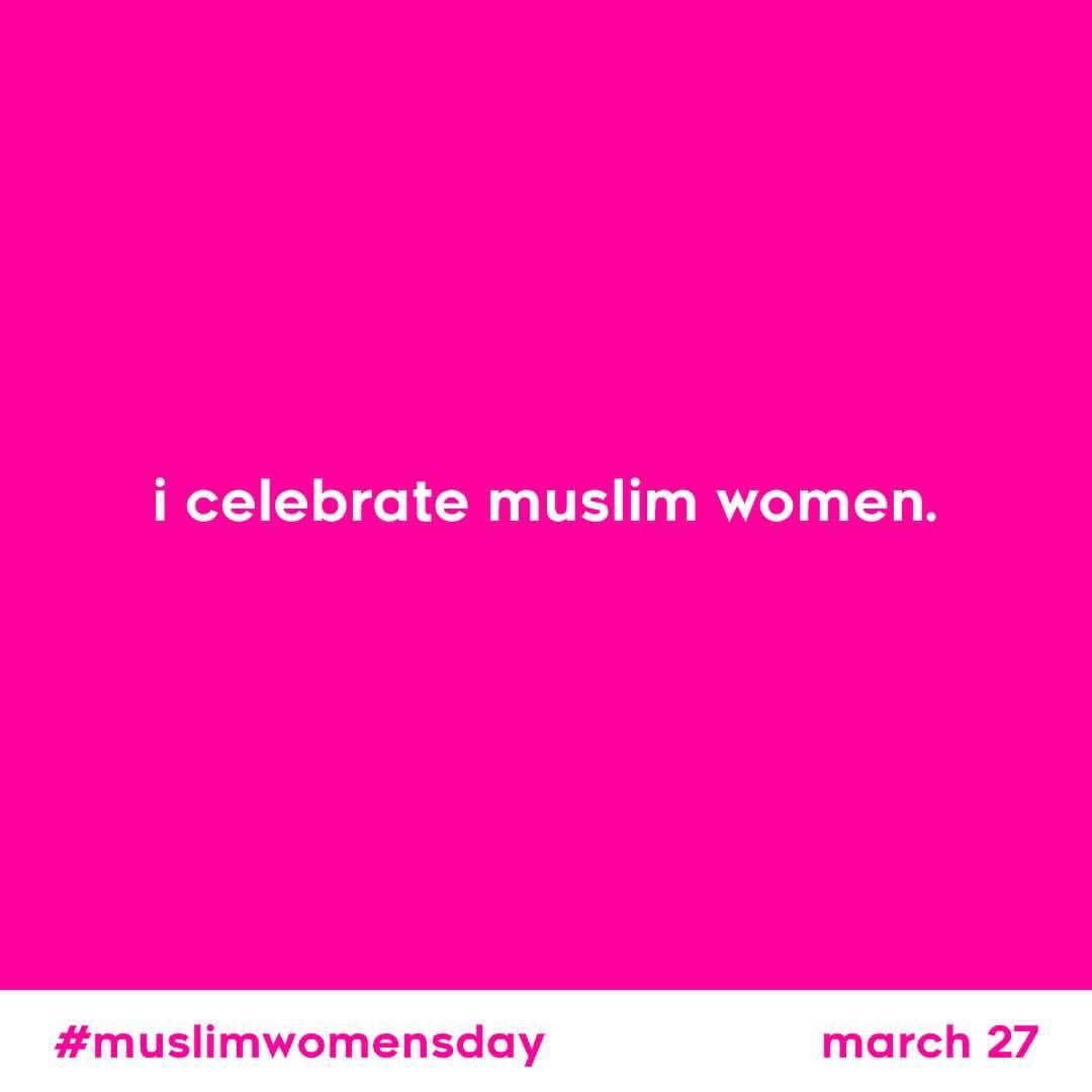 Happy #MuslimWomensDay! 👑🙌🏽⭐️❤️ https://t.co/DDKYTkuNnb