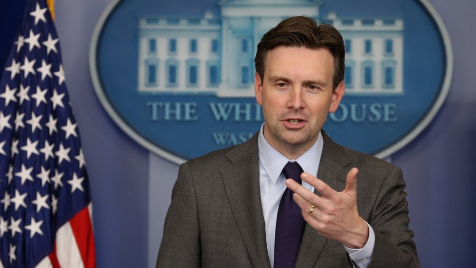 Former Obama Press Secretary Josh Earnest Joining NBC News as Politica...