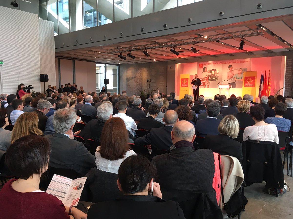 Parler vrai et positif c'est faire connaître l'#Apprentissage pour ce qu'il est : une voie de #Formation d'avenir et d'excellence #Occitanie <br>http://pic.twitter.com/Gi1jnOgA93