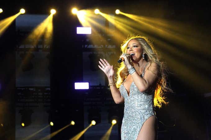 Happy birthday Mariah Carey! Here\s a look at our readers\ picks for her best songs