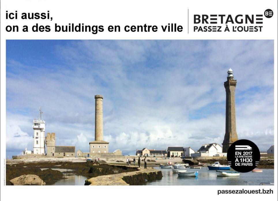 #passezalouest bien vu les grattes-ciel de Penmarc&#39;h   #PaysBigouden #Bretagne #Finistere #Tourisme #SNCF #Penmarch<br>http://pic.twitter.com/zw7WIyDMxY