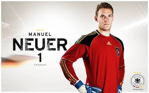 Our Number 1  Our Captain  Our goalkeeper  Our sweeper   Our Manuel Neuer   Happy 31rd Birthday