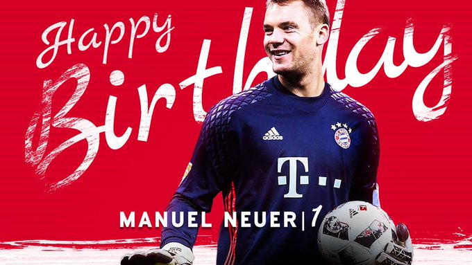 Happy birthday to our number 1,