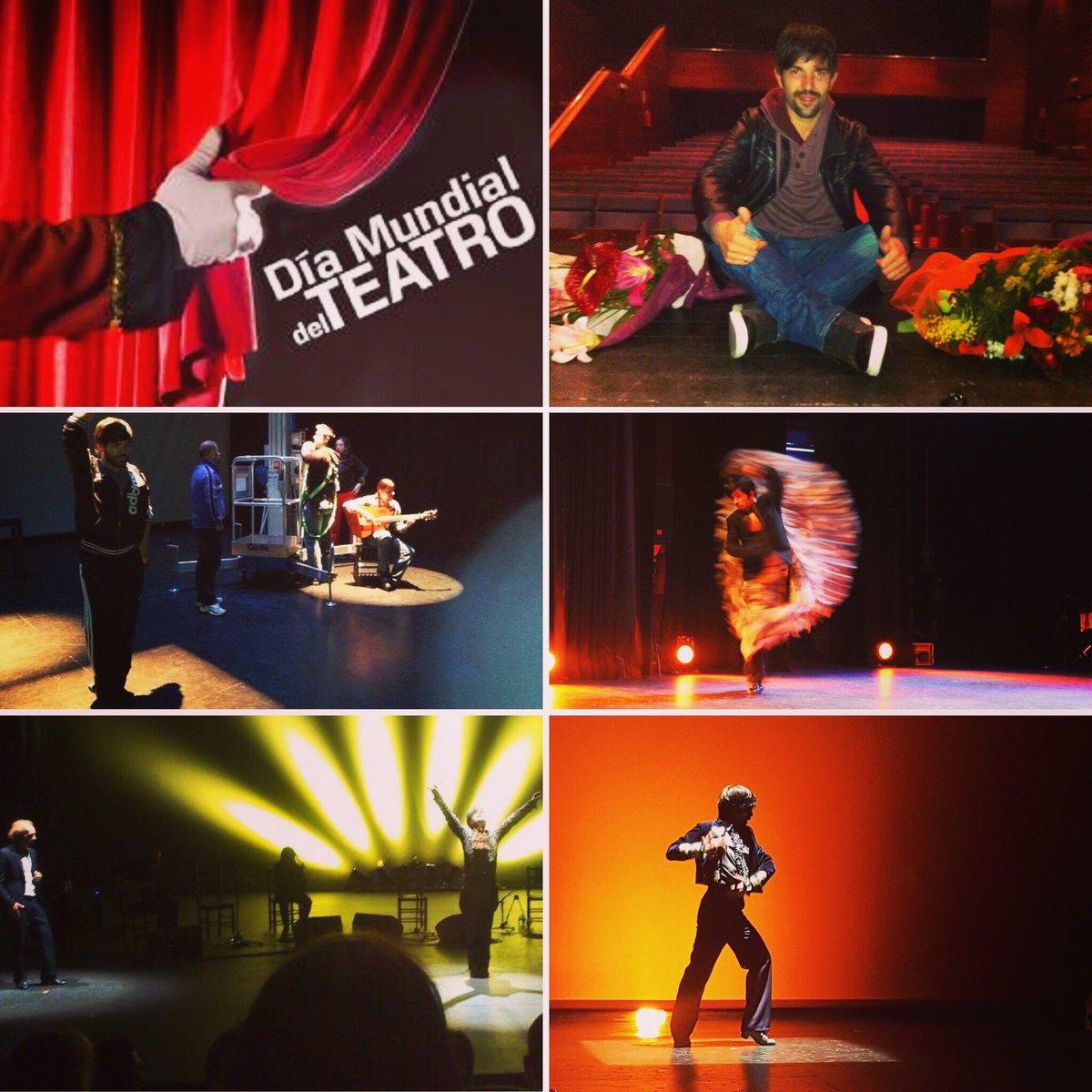 Donde cabe la infinita magia... #feliz día #mundial del #teatro  a tod@s los que nos mueve el arte!  #necesitobailarparaserfeliz<br>http://pic.twitter.com/3HMxClK1Xx