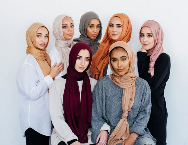 6 Muslim-American fashion labels you should know #MuslimWomensDay http...