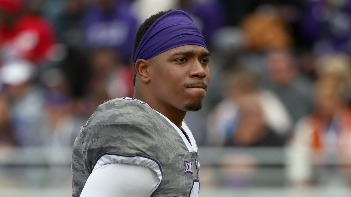 Former TCU star Trevone Boykin arrested in Dallas https://t.co/QKY2nxc...