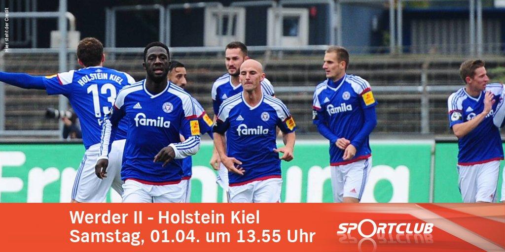 Ndr Sport On Twitter Werder Ii Holstein Kiel Im Live Stream Am