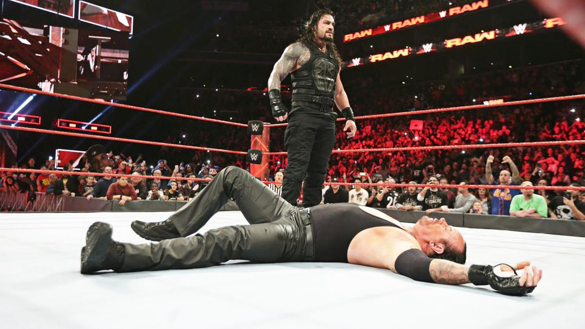 How Roman Reigns will bring the best out of Undertaker at #WrestleMani...