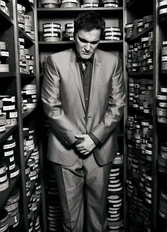 Happy birthday to this storyteller, Quentin Tarantino!