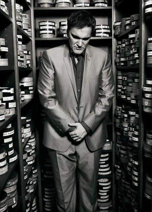 Happy birthday to this storyteller, Quentin Tarantino!