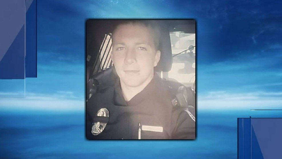 Rest In Peace Tecumseh PD PO Justin Terney shot and killed LOD. He was just 22-years-old. PLZ RT &amp; honor him #BlueLivesMatter  <br>http://pic.twitter.com/2qfca8tTS0