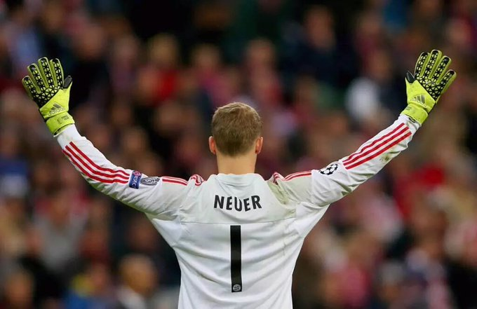Happy Birthday to the best GoalKeeper in the world and the best german midfielder , The Wall !