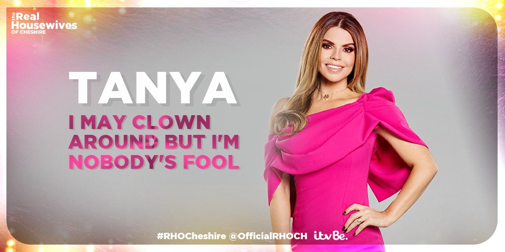 Tanya's back! #RHOCheshire https://t.co/Aq4BVCpt4d