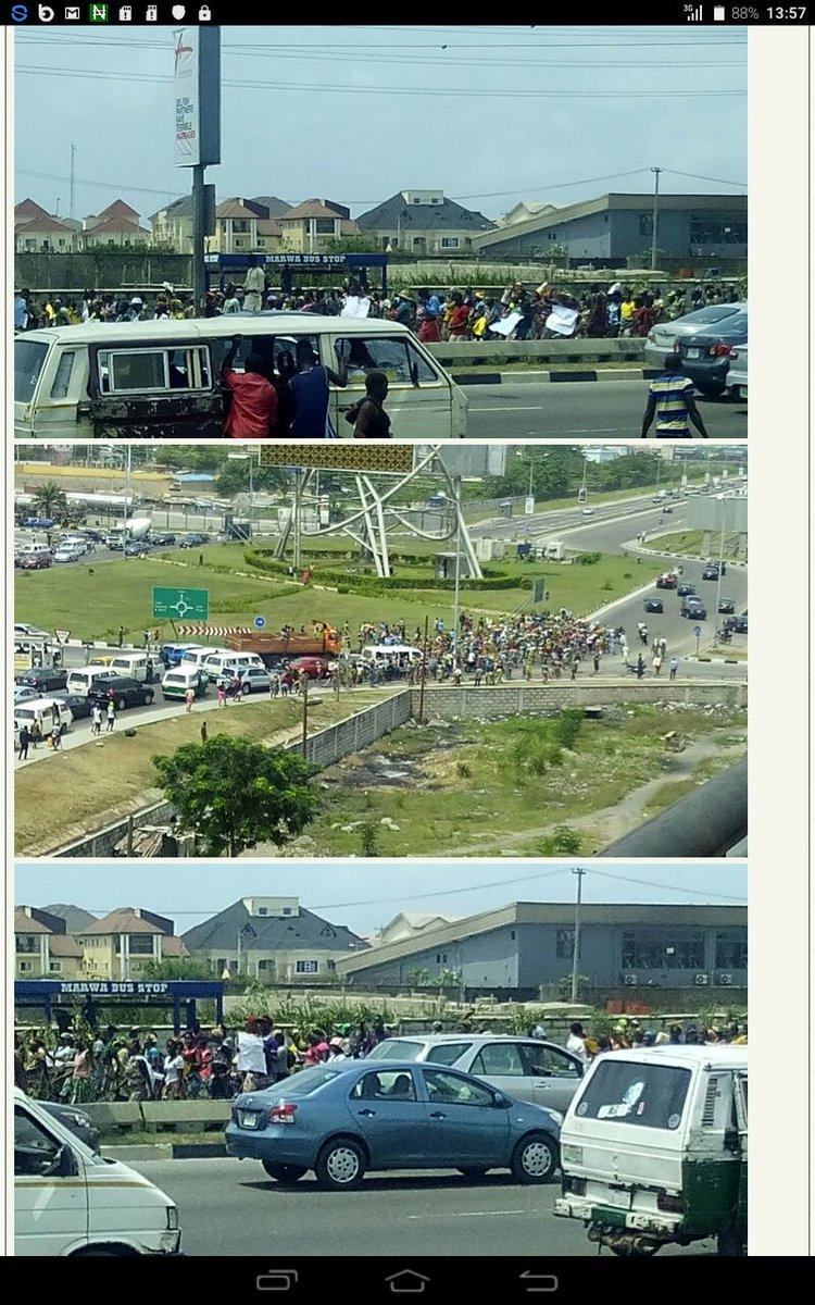APC, Ambode, @NGRWailers,