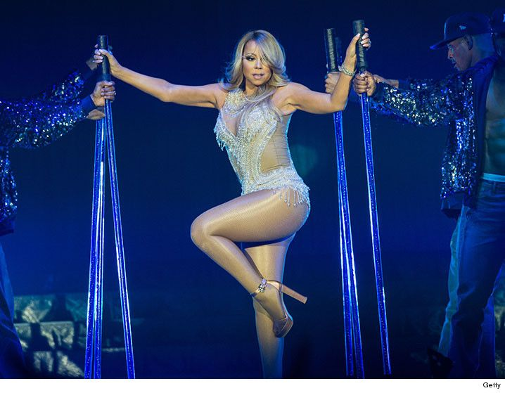 Happy Birthday, Mariah Carey! the iconic singer\s legs are insured for $1 billion?