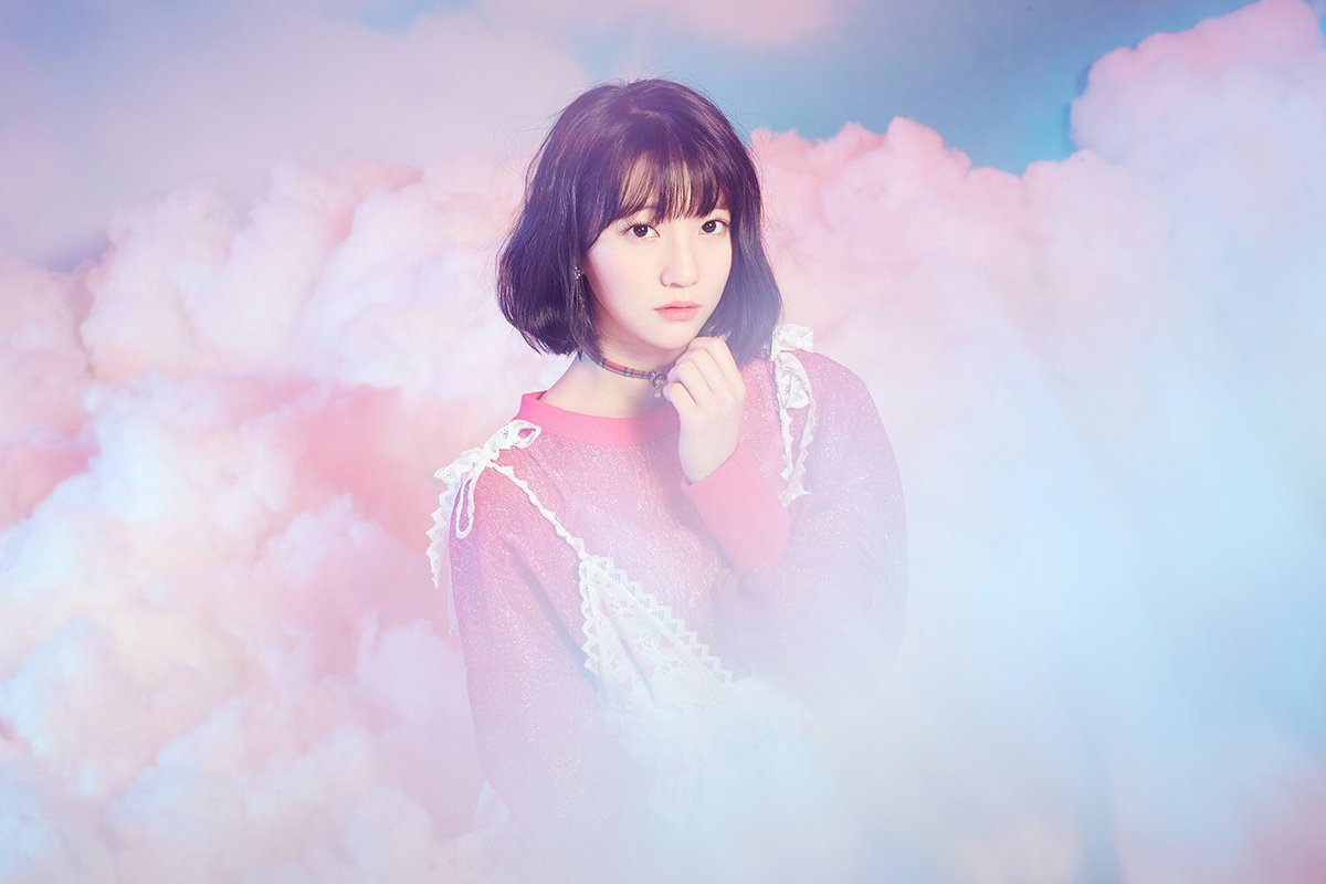OHMYGIRL Official On Twitter OH MY GIRL 4th Mini Album Coloring