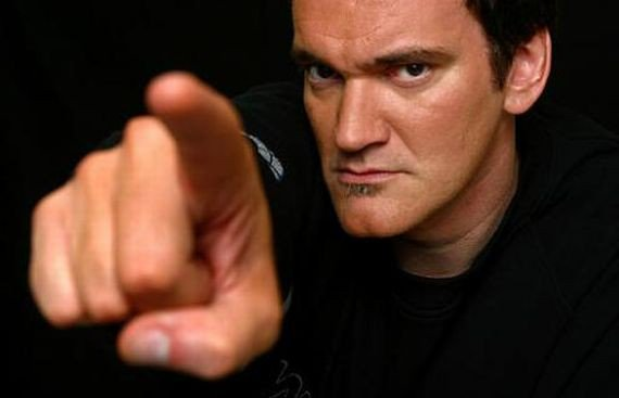 Happy Birthday Quentin Tarantino. Where would movies be without this guy?