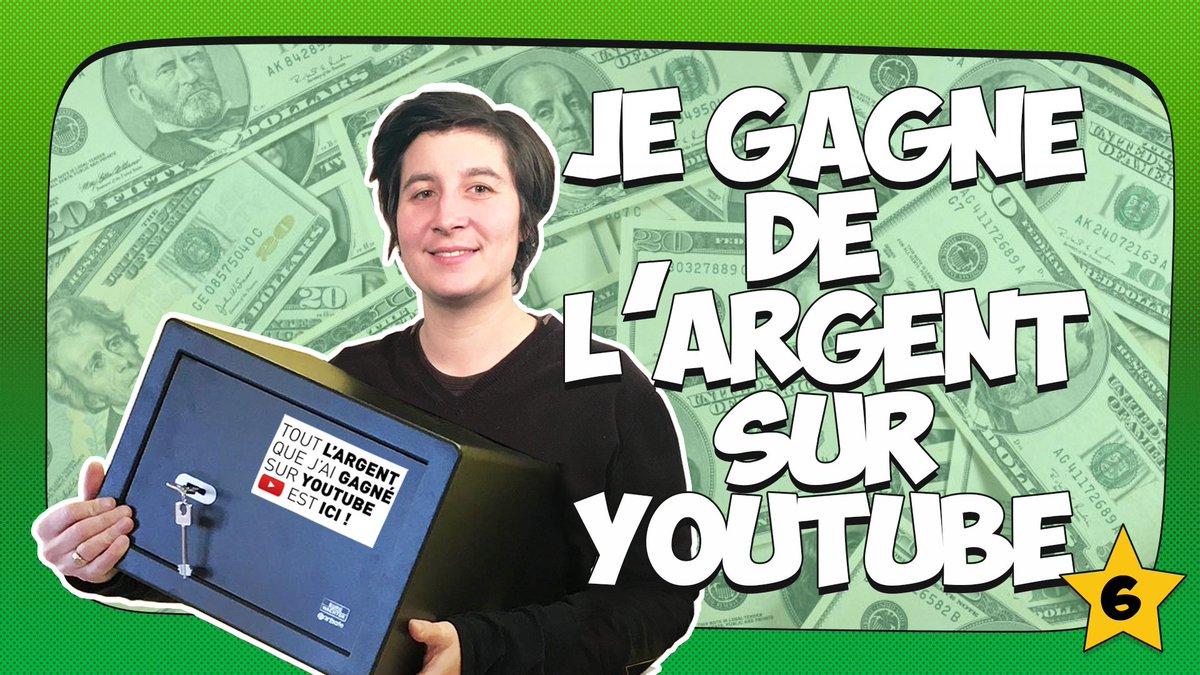 [ #Replay  ] Je gagne de l'argent sur #YouTube ! #HorsCadre #argent #money   https:// youtu.be/oFXnnPmL9oM  &nbsp;  <br>http://pic.twitter.com/zT9a6j7R9D