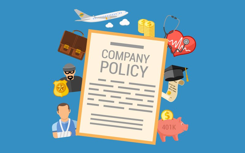 The A-Z of your #employee policies includes #PTO, 401(k), professional development, and more. 26 things to include:  http:// bit.ly/2orpWVY  &nbsp;  <br>http://pic.twitter.com/ND9fzYwka4