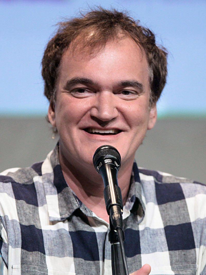 Happy birthday Quentin Tarantino.