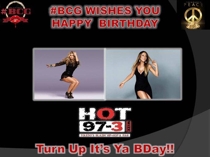 Happy Birthday 42 and 47 Turn Up It\s Ya BDay