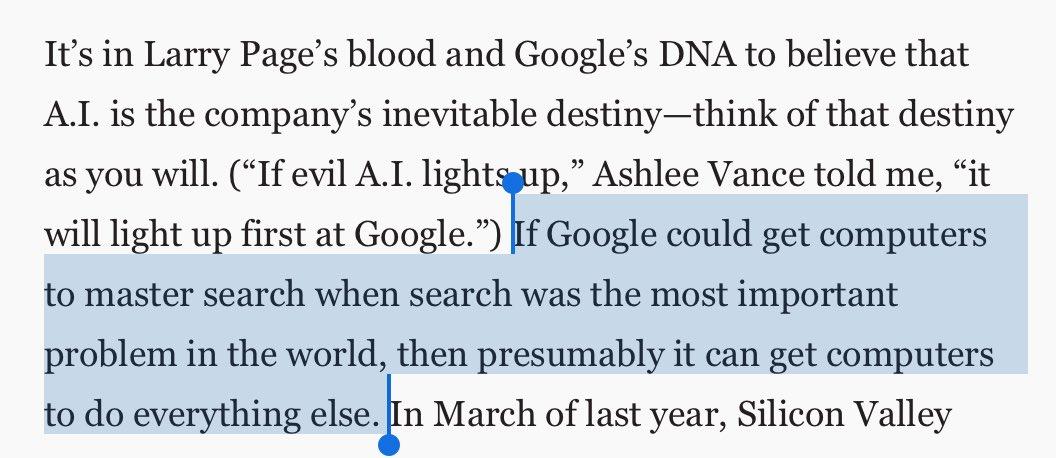 humanwritten algorithms not computers helped google