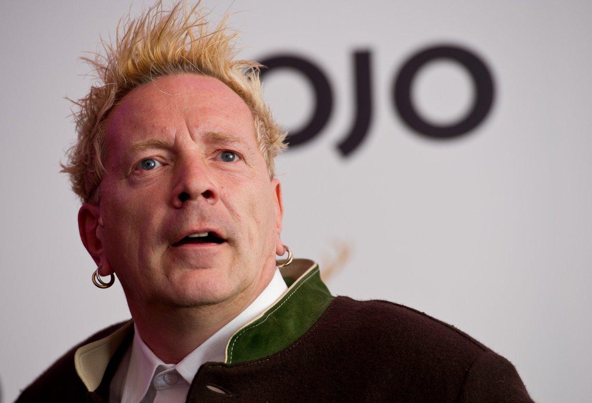 Original punk John Lydon (@lydonofficial) supports Donald Trump, Nigel...