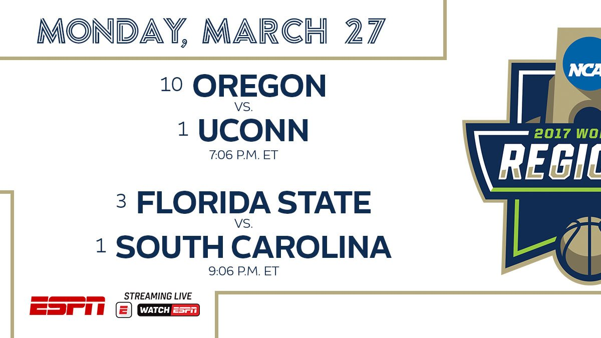 #MondayMotivation: a trip to the #WFinalFour and #NationalChampionship...