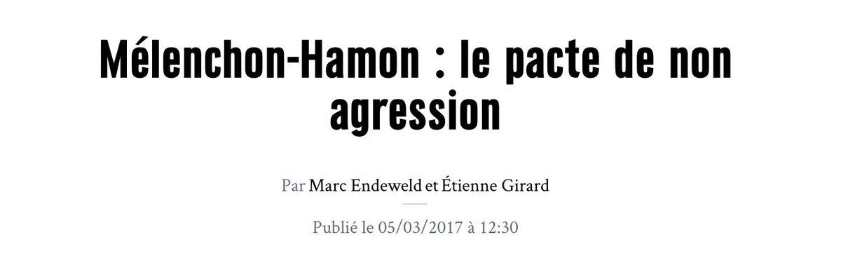Règle d&#39;or : ne jamais faire confiance au #PS ou à un de ses membres. #cdanslair #Hamon2017 #PlusJamaisPS<br>http://pic.twitter.com/5a3olFssOh
