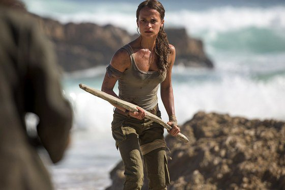 Exclusive: Here's your first look at the #TombRaider reboot https://t....