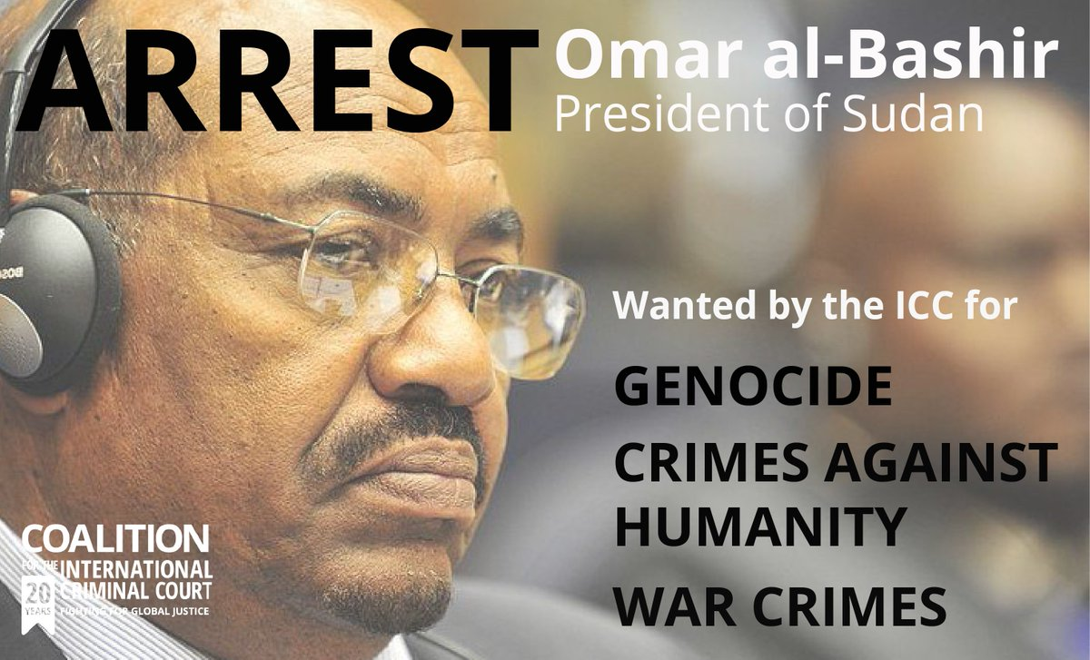 Our letter calling on the King of #Jordan to refuse entry to #ICC fugitive Omar #alBashir this week - or arrest him  http:// ow.ly/CxC730aiBlY  &nbsp;  <br>http://pic.twitter.com/GDisew7TSV