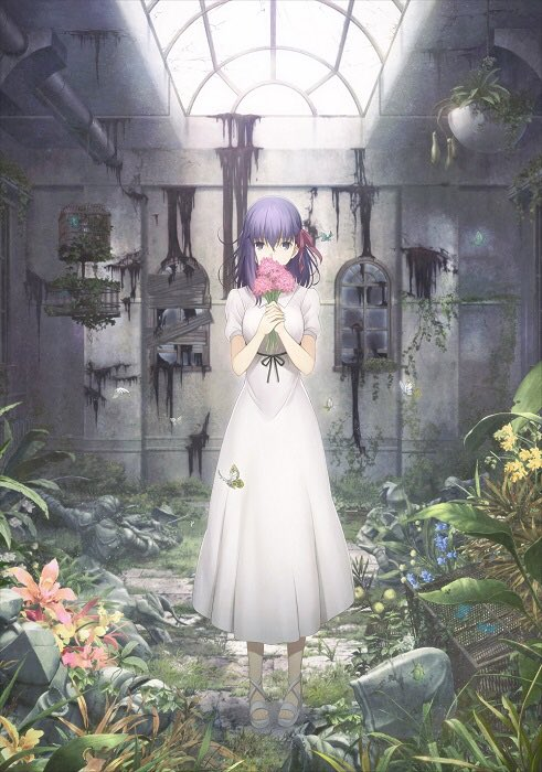 "'Fate/stay night[Heaven's Feel]: Presage Flower"" announced for October..."