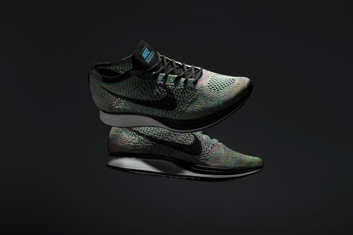 coming soon nike flyknit racer multicolor 2.0 2017 releasepic.twitter  pq6shxncyh