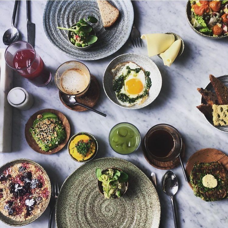 Brunch goals in #Copenhagen. 🙌☕️🍳Happy to welcome @atveros to the @foodiehubtv team. Follo… https://t.co/hoXGibnrHc https://t.co/xzbWz5DDZP