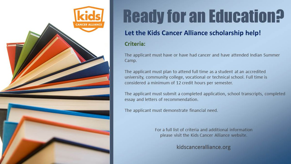 Kids Cancer Alliance Kidscanceralnce  Twitter