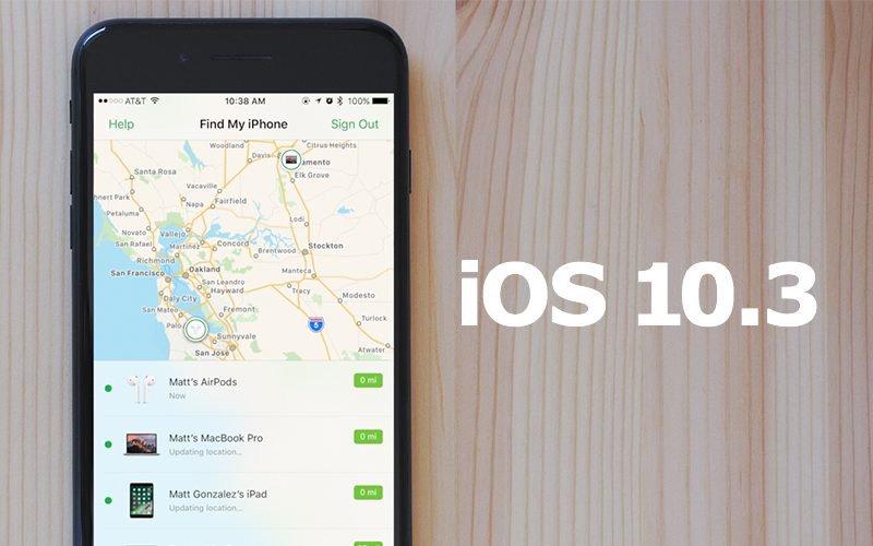 Aggiornamento iOS 10.3: come fare il download e novità (Video Guida)