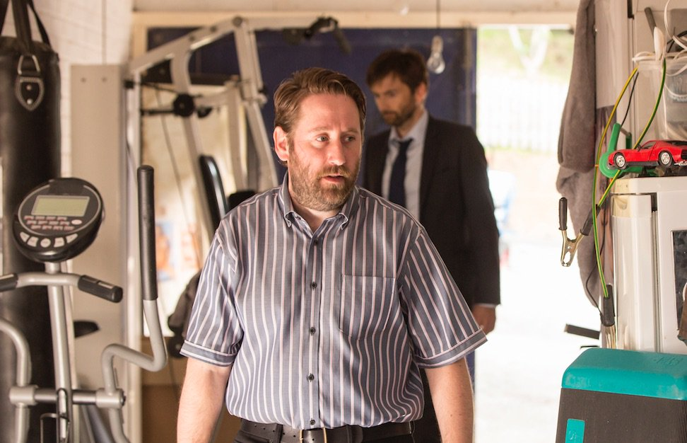 #Broadchurch continues tonight at 9pm on @ITV.   Any theories?   Are w...