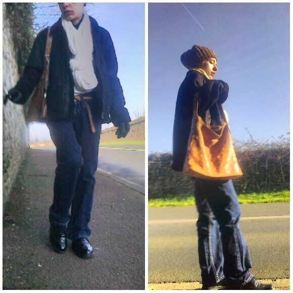 #fashionblogger  le derby façon verni vs look roots <br>http://pic.twitter.com/Hqe6bFWsKw