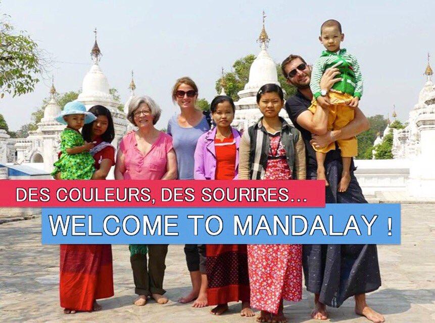 La jolie ville de Mandalay au Myanmar à découvrir en video  #Birmanie #Myanmar #mandalay !  https:// youtu.be/Rq9BczYE78I  &nbsp;  <br>http://pic.twitter.com/ZKe9IefXgg