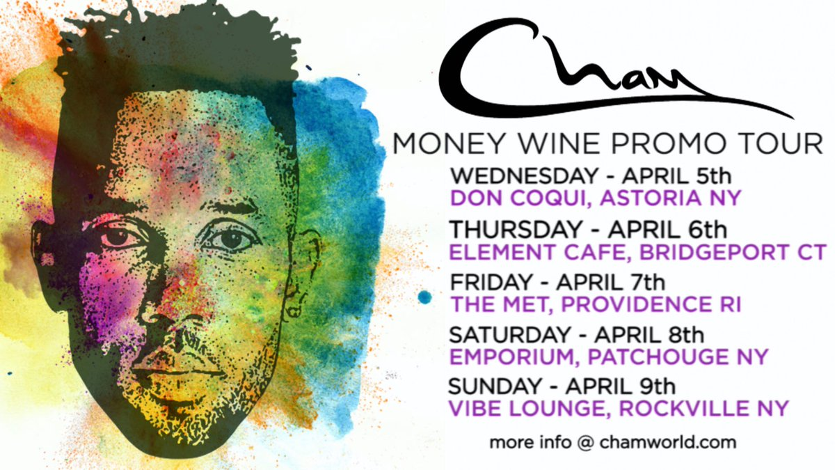 #MoneyWine Promo Tour!!! Please check out the cities and get your tickets early!! Have a great day!! #Lawless!! <br>http://pic.twitter.com/uQ9QqDHJIx