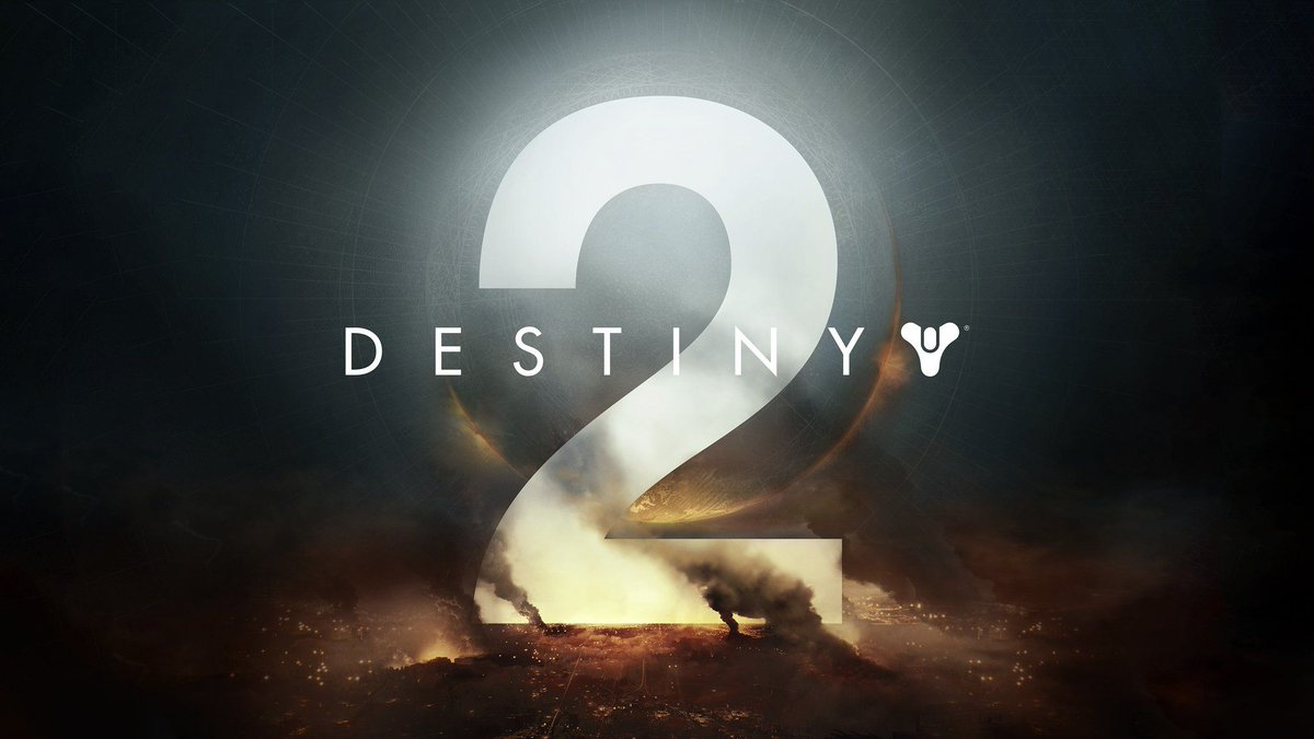 Destiny 2 is official, and the logo just about matches the leaked post...