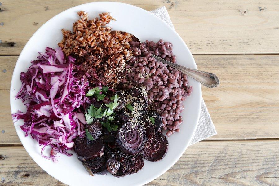 Bien démarrer la semaine avec un bowl 100% veggie : le purple bowl  http://www. healthyandco.fr/purple-bowl/  &nbsp;   #recette #healthy #HealthyFood<br>http://pic.twitter.com/mLjLKLTbEg