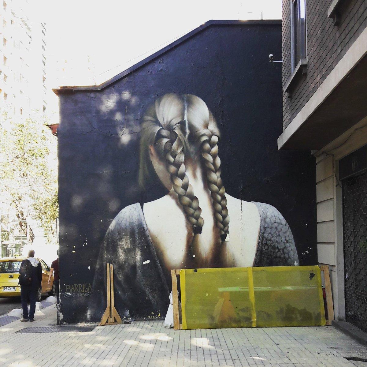#barriga #artist #chili #santiago #urbanart #arturbain #streetart #muralisme #muralism #streep <br>http://pic.twitter.com/3jTNk3OgOh