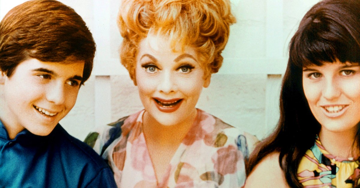 12 surprising facts about Here's Lucy, the forgotten Lucille Ball hit...