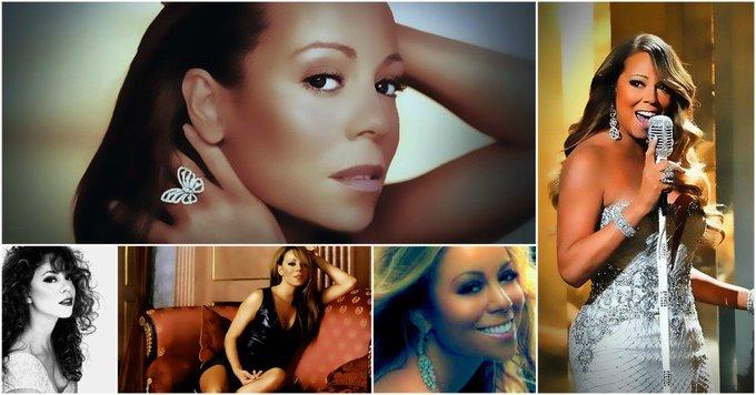 Happy Birthday to Mariah Carey (born March 27, 1969 or 1970)