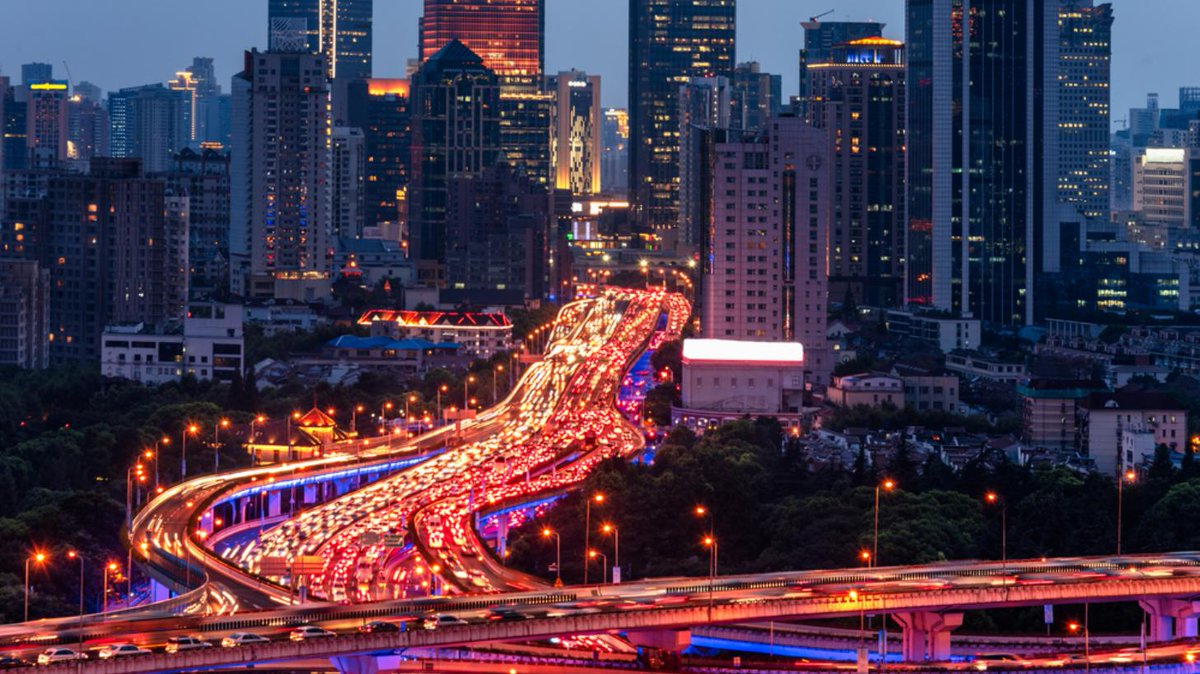 New #AI Algorithm Beats Even the World's Worst #Traffic https://t.co/H...