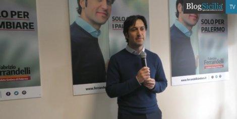 """Ferrandelli fa pace con Forza Italia: """"Palermo più importante qualsiasi incomprensione"""" - https://t.co/9pkwTjVFcp #blogsicilianotizie"""