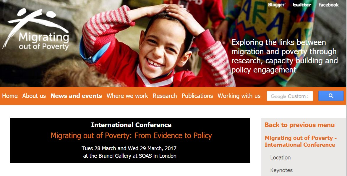 In London for @MigrationRPC conf, excited to hear @m_clem @CriticalSlavery keynotes & papers look great #MOOPConf https://t.co/I76BeUl0zM https://t.co/12M39CSJaT