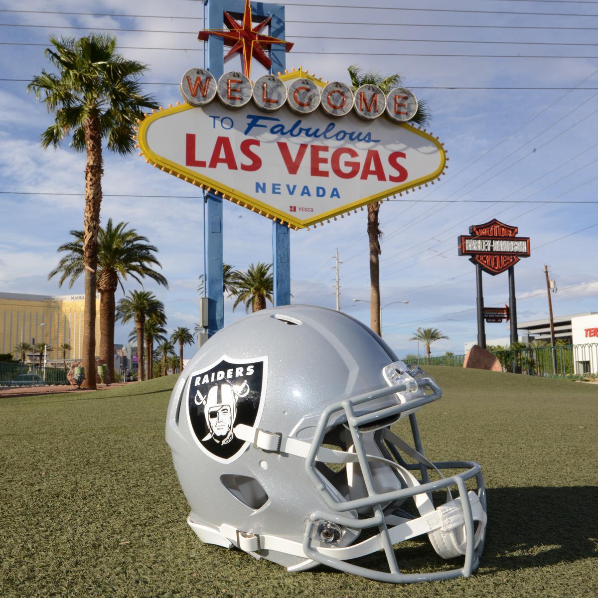 The Las Vegas Raiders. https://t.co/4wlmo0w35M